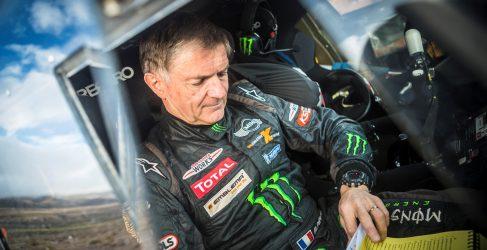 El copiloto de Nani Roma, Michel Périn, se retira