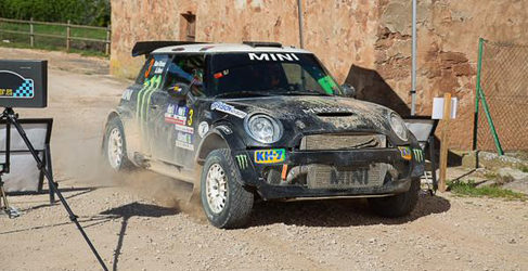 Nani Roma se pierde el Rally de Curtis y el Rally del Bierzo
