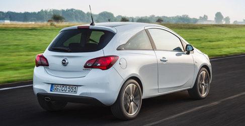 El nuevo Opel Corsa ahora también tiene una opción GLP
