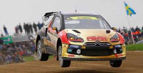 Se anuncia la lista de equipos oficial del Mundial de Rallycross 2015