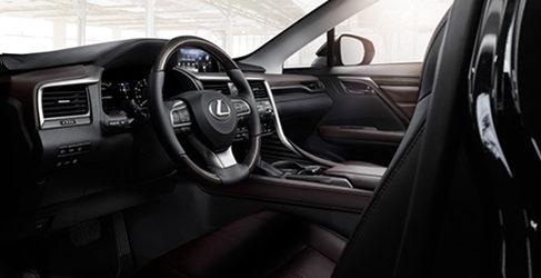El nuevo Lexus RX sorprende en Nueva York