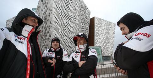 Craig Breen se impone en casa y vence en el Circuit of Ireland