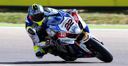 Kawasaki toma el mando en el FP2 del WSBK en Aragón