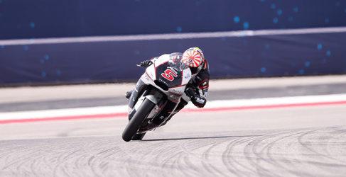 Johann Zarco impone su ley en el FP3 de Moto2