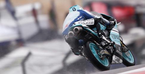 Danny Kent brilla y consigue la pole de Moto3 en Austin