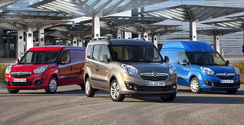 La furgoneta mixta de PSA y GM se producirá en Vigo