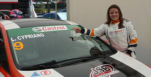 Lucile Cypriano se une a las TCR International Series