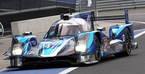 Spa-Francorchamps acoge la segunda parada del WEC