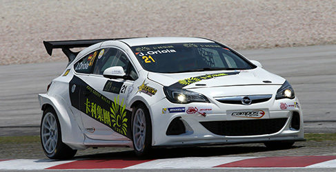 Jordi Oriola vuelve a las TCR Series en Valencia