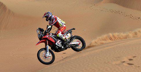 """Joan Barreda: """"La planificación de la temporada está enfocada para el Dakar"""""""