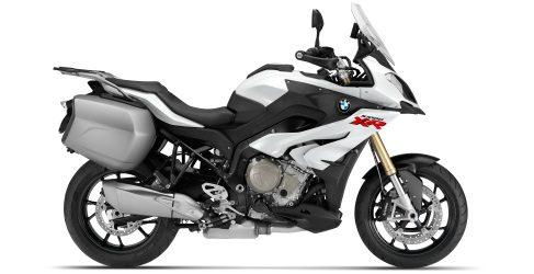 BMW Motorrad presenta en Barcelona la S 1000XR
