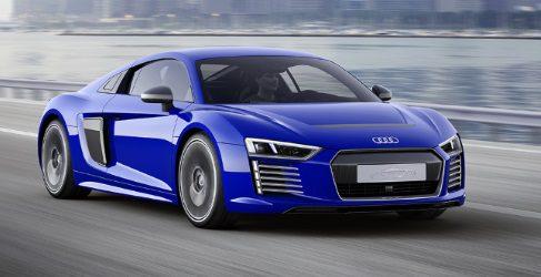 Audi presenta el R8 e-tron de conducción autónoma