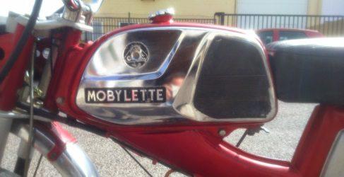 Viejos hierros: Mobylette SP 95R Campera