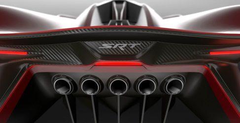 SRT presentará en breve su Tomahawk Gran Turismo
