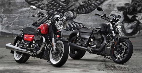 Moto Guzzi ya comercializa las nuevas Audace y Eldorado