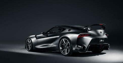 Toyota registra las siglas S-FR, ¿nuevo deportivo?