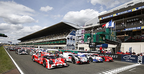 Llega la carrera más esperada del año: Las 24 Horas de Le Mans