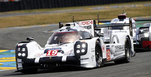 Porsche amplía su número de victorias en Le Mans