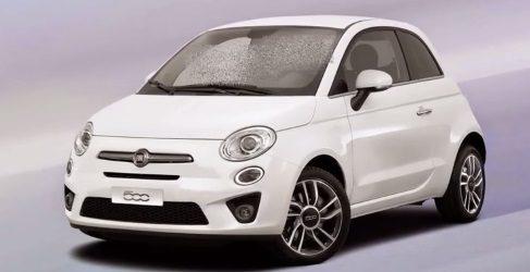 Primeras imágenes cazadas del nuevo Fiat 500 2016