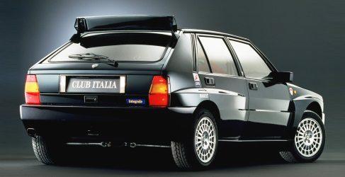 Presiones en Fiat para revivir el Lancia Delta Integrale