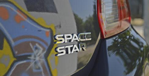 Prueba - Mitsubishi Space Star 120MPI Motion, al volante