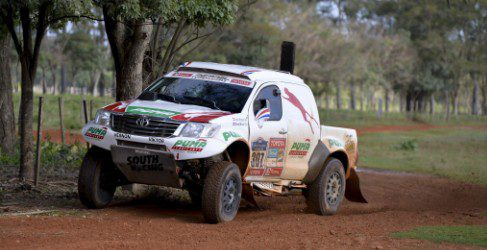 Benavides y Rempel ganan la etapa 3 del Desafío Guaraní