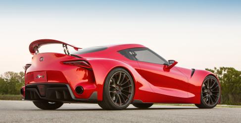 El nuevo Toyota Supra tendrá cerca de 500 caballos