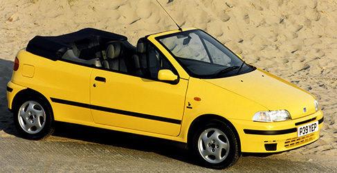 Cinco Cabrios por menos de 3.000 euros