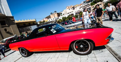 Chevrolet El Camino 1969 del Hot Rod Builds TV show
