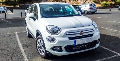 Nuevo Fiat 500X gasolina 1.6 110 CV 4x2, sensaciones