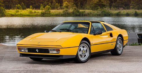 A subasta varios Ferrari míticos en Monterrey