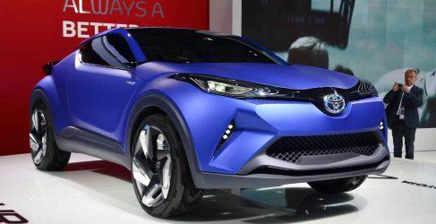 Toyota esta trabajando en un rival para el Nissan Qashqai