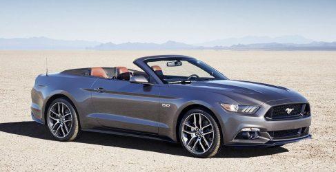Ford entrega las primeras unidades del Mustang en España