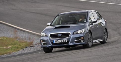 El nuevo Subaru Levorg aterriza en Europa