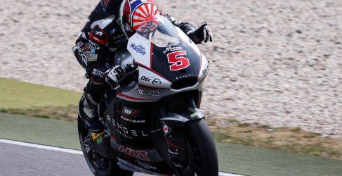 Johann Zarco obtiene una peleada victoria en Brno