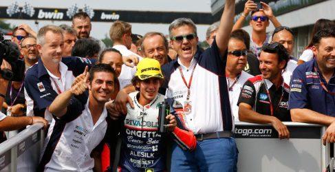 Niccolò Antonelli obtiene en Brno su primera victoria