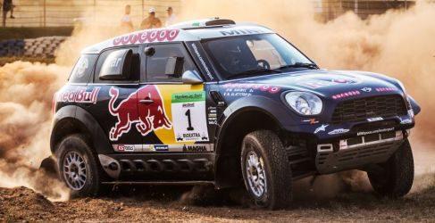 Nasser Al-Attiyah gana la Baja Hungría 2015