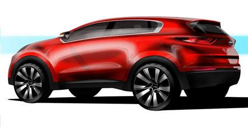 ¿Qué podemos esperar del nuevo Kia Sportage?