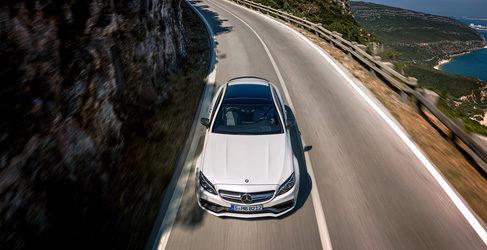 Nuevo Mercedes AMG C63 Coupé: Material gráfico