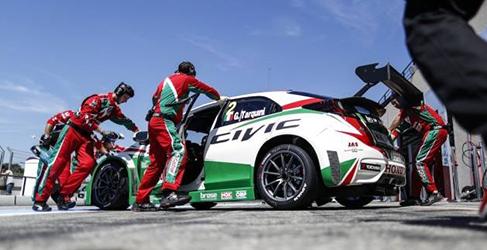 Honda completa su programa de pruebas veraniego en España