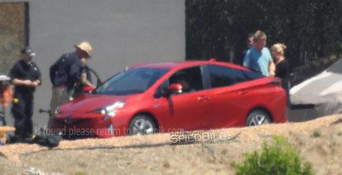 ¡Cazado! Nuevo Toyota Prius