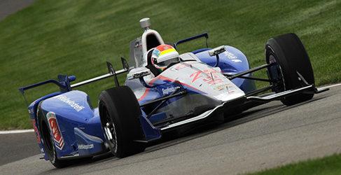 Fallece Justin Wilson tras su su accidente en IndyCar