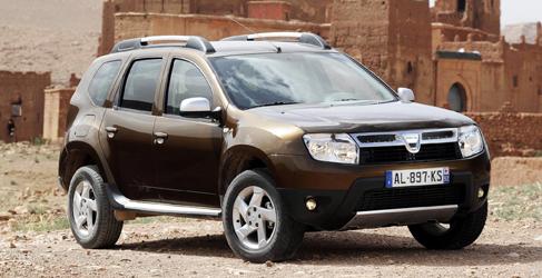 Llega el nuevo 1.6 16v Euro6 al Dacia Duster