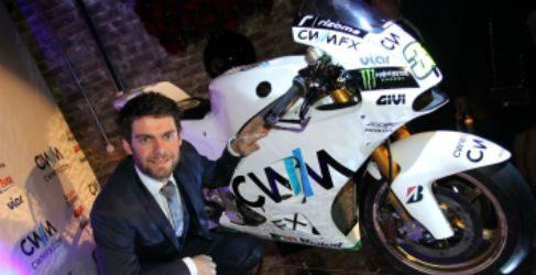 El equipo LCR-Honda renueva a Cal Crutchlow