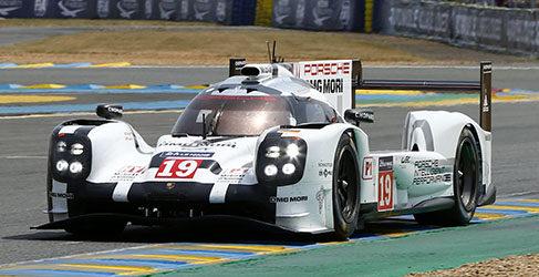 Porsche confirma su programa de LMP1 hasta finales de 2018
