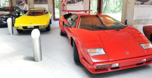 La colección completa del Museo Bertone a la venta