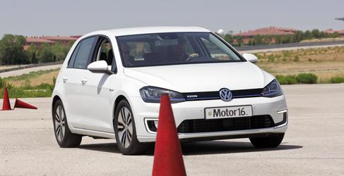"""Manuel San Martín y los VW eléctricos: """"La tecnología del futuro más cercano"""""""