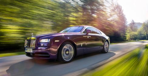 Rolls Royce descubre los primeros teasers del Dawn