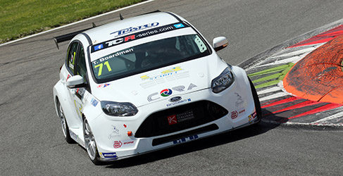Dos Ford Focus a las TCR Asia Series