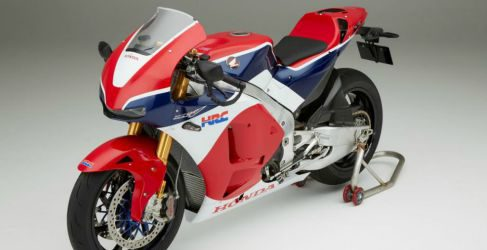 Honda RC213V-S, la MotoGP de calle agotada